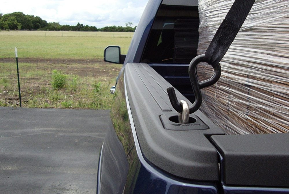 Why tie-down straps are better than bungee cords for securing your cargo