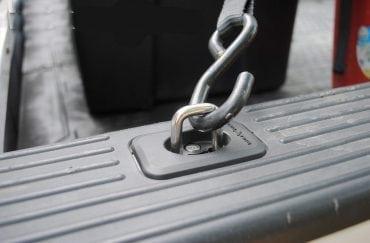 BullRing Tie Down payload capacity