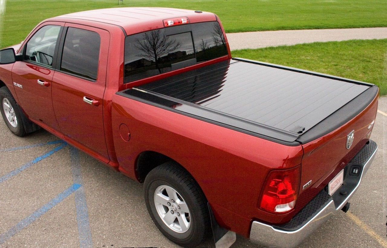 5 Tips for Choosing the Right Truck Bed Cover