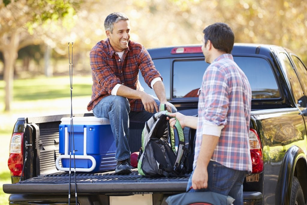 wholesale dealer 65cbe 1367b Pickup Truck Camping Gear You Should Know About | Bullring USA