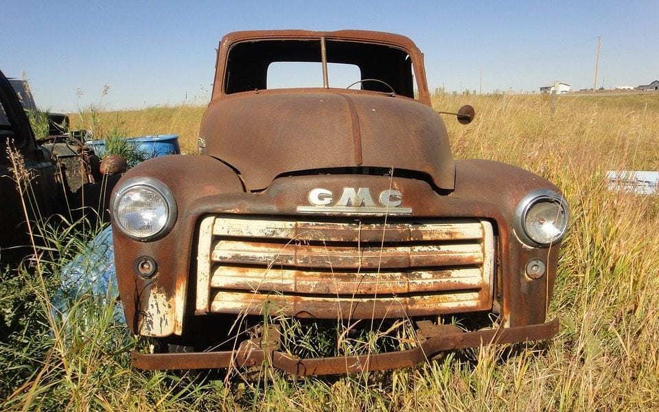 How to protect your truck from rust