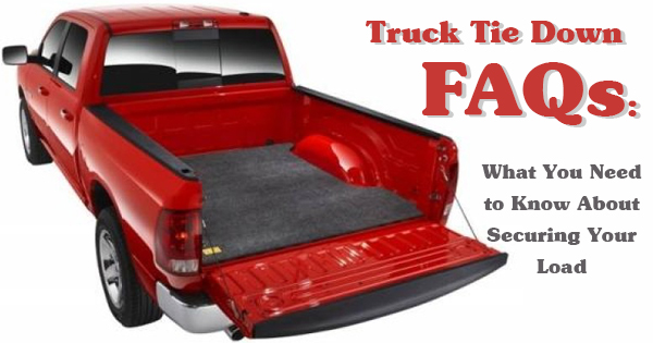 truck bed tie downs