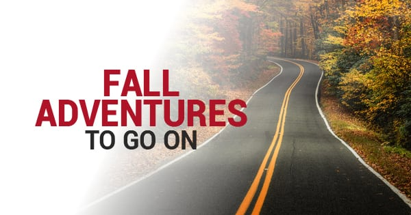Have You Taken Yourself On These Outdoor Fall Adventures Yet?