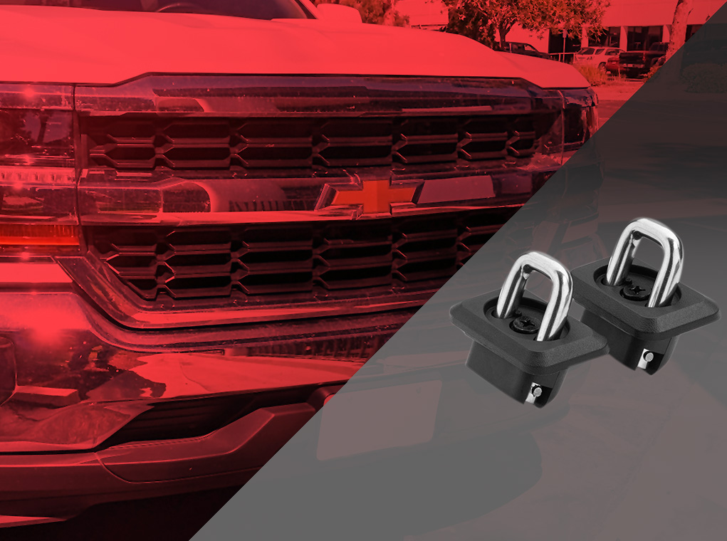 Chevy cover image for Anchor Tie Downs