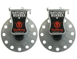 Bullring Ratchet Winders - 2 Pack
