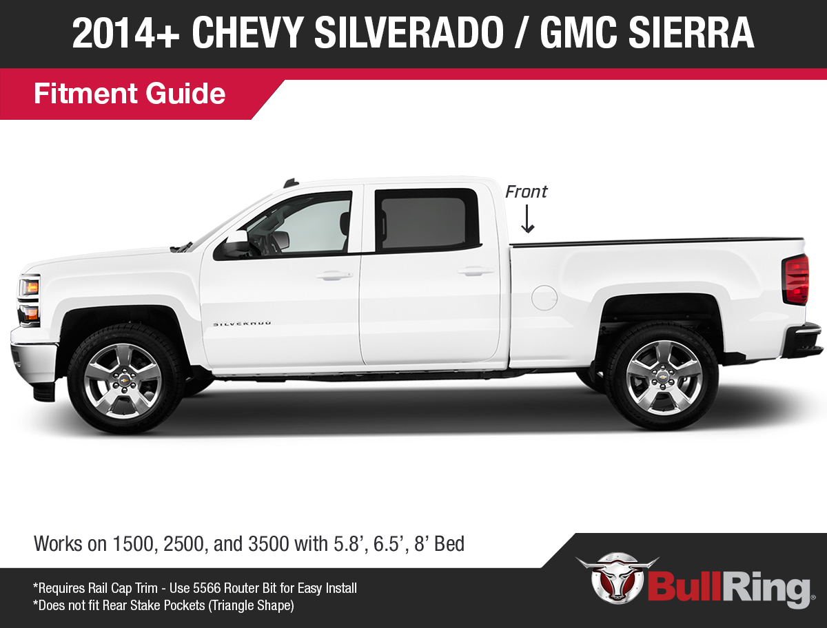 Chevy GMC Truck Bed Anchors